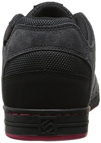 pictures of Five Ten Women's Freerider Bike Shoe, Black/Berry, 8 M US