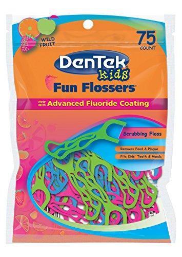 dentek-fun-flossers-for-kids-wild-fruit-floss-pickseasy-grip-for-kids75-count-pack-of-6