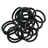 Sapre Part Round Rubber O Ring Oil Seal Gasket 18 x 14 x 2mm 20Pcs