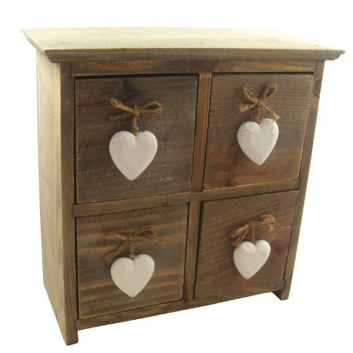 gisela-graham-shabby-chic-4-drawer-lime-wash-box-with-heart-handle-by-gisela-graham
