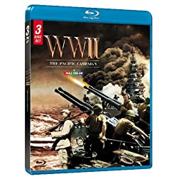 WWII: The Pacific Campaign (3-Pk) [Blu-ray]