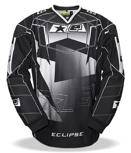 Planet Eclipse Paintball Code Jerseys (Pure, 3XL)