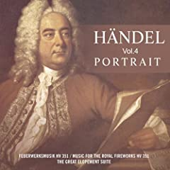 Music for the Royal Fireworks, HWV 351: V. Menuet I