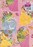 Disney Princess: Gift Wrap with Gift Tags