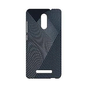 BLUEDIO Designer 3D Printed Back case cover for Xiaomi Redmi Note 3 / Redmi Note3 - G7895