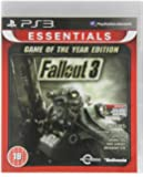 Fallout 3 Game Of The Year Edition (GOTY) Game (Essentials) PS3