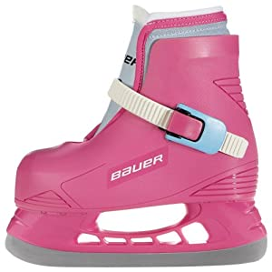 Toddler Ice Skates: Lil Angel-Pink-Youth 12/13