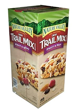 Nature's Valley Chewy Trail Mix Bars