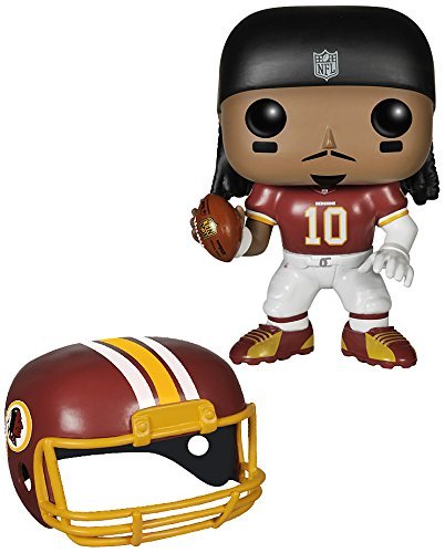 Funko POP NFL: Wave 1 - Robert Griffin III Action Figures