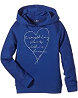 Tom TailorFancy Hoody With Artwork/411 - Sweat-shirt à capuche - uni - Fille