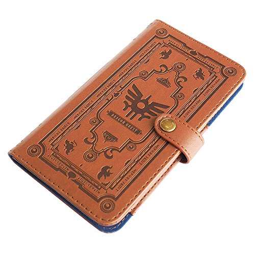 ドラゴンクエスト スマートフォンケース 冒険の書タイプ