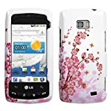 Spring Flowers Phone Protector Cover for LG VS740 (Ally)