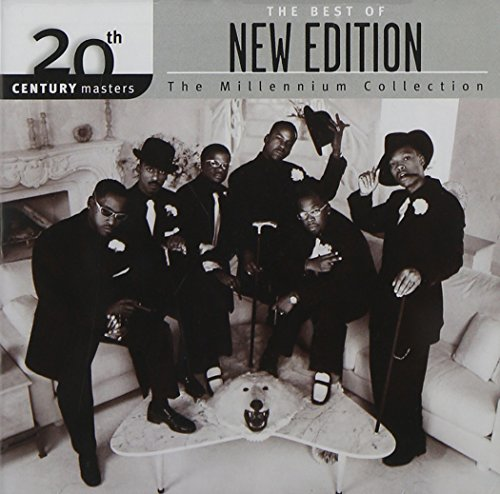 NEW EDITION - Millennium Collection - 20th Century Masters [jewel] - Zortam Music