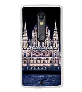 ifasho Designer Phone Back Case Cover Motorola Moto G3 :: Motorola Moto G (3rd Gen) :: Motorola Moto G3 Dual SIM ( Running Horse Sunset Shadow )