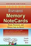 Mosbys Assessment Memory NoteCards: Visual, Mnemonic, and Memory Aids for Nurses, 2e