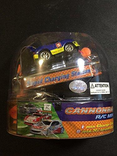 RC CANNONBALL*MINI CARS ASST