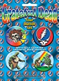 Licenses Products Grateful Dead-Blue Bear Assorted Artworks 1.5