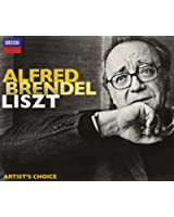 Alfred Brendel Plays Liszt - Artist's Choice (3 CD)