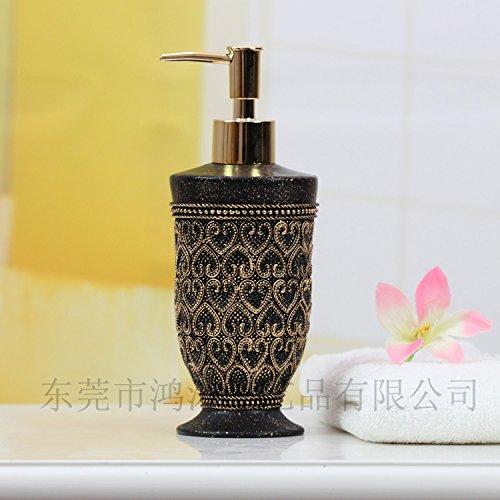 queens-continental-tin-garden-bathroom-creative-dispenser-bottle-good-press-resin-emulsion-bottle-pa