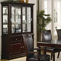 Hot Sale Ramona Formal Dining Room Hutch and Buffet by Coaster