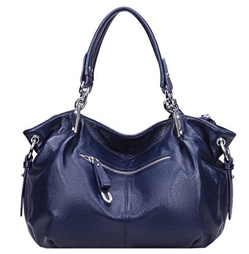 d95a92e04a44 Where Are Heshe Handbags Made. Heshe Womens Leather Handbags Shoulder Bags  Tote Bag Cross Body Purses ...