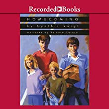 Homecoming Audiobook by Cynthia Voigt Narrated by Barbara Caruso