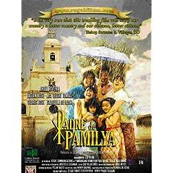 Padre de Pamilya - Philippines Filipino Tagalog DVD Movie