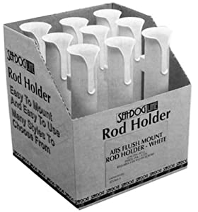 Buy Sea Dog 3251215 ROD HOLDER DISPLAY W  9EA SIDE MOUNT ROD HOLDER by Sea Dog Line