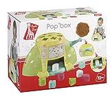Caja con formas Pop'box la Jirafa Sophie
