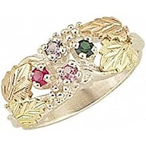 Black Hills Silver Mothers Ring