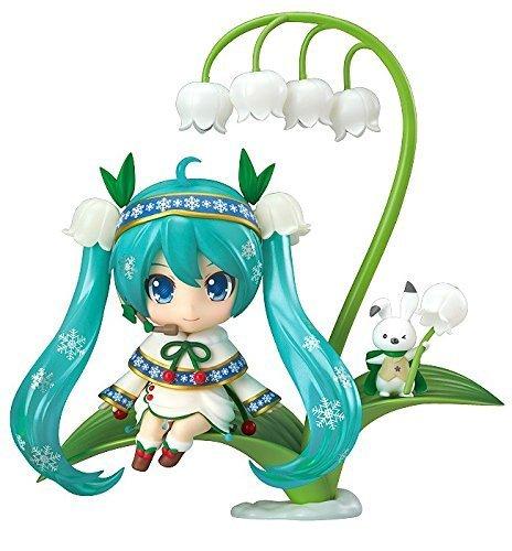 WF2015 ねんどろいど 初音ミク 冬の妖精 雪ミク Snow Bell Ver. フィギュア