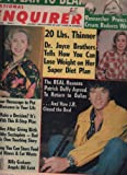 img - for National Enquirer Newspaper, April 29 1986 Patrick Duffy,Dr.Joyce Brothers, book / textbook / text book