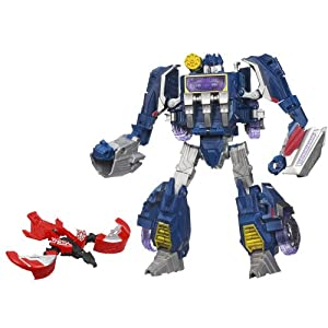 Transformers Generations Fall Of Cybertron Series 1 Soundwave Figure 6.5 Inches