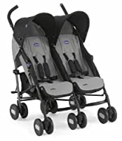 Chicco Echo Twin 2014 Range (Coal) from Chicco