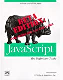 Javascript: The Definitive Guide (1565921933) by Flanagan, David