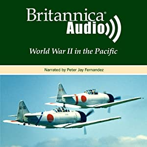 World War II in the Pacific Audiobook