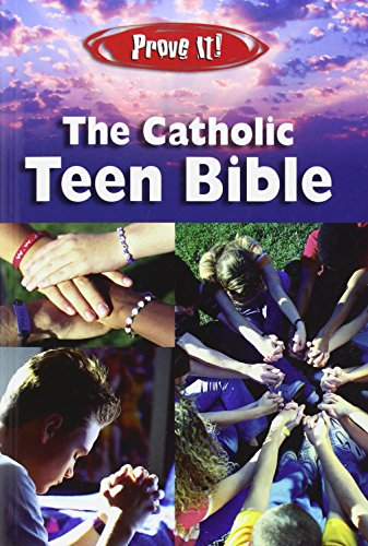 Download Prove It! Catholic Teen Bible - Revised Nab