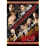 Ultimate Fighting Championship, Vol. 84: III Will