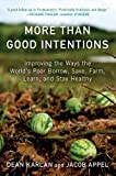 img - for More Than Good Intentions: Improving the Ways the World's Poor Borrow, Save, Farm, Learn, and Stay Healthy book / textbook / text book