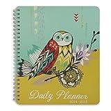 Capri Designs - Sarah Watts Daily Planner (Owl)