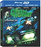 The Green Hornet 3D / La Frelon Vert  [Blu-ray 3D + Blu-ray + DVD] (Bilingual)