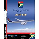 Just Planes South African Airways A340-600 DVD