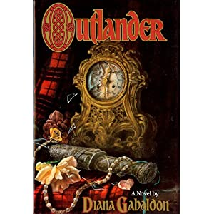 The Outlander by Diana Gabaldon
