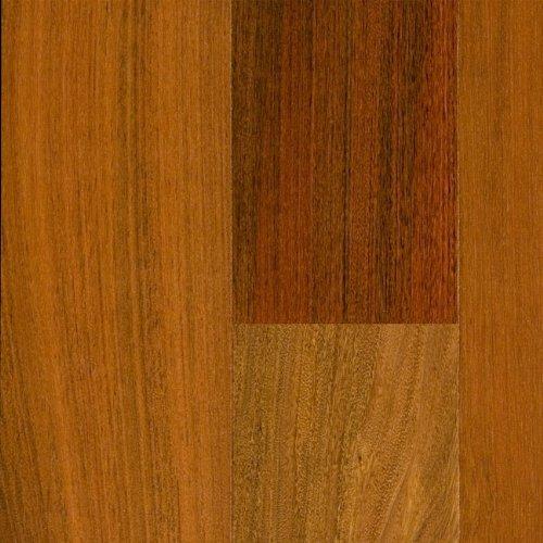 5 inch Greenland Solid Hardwood Brazilian Walnut (Ipe) Natural Flooring (8 inch sample)