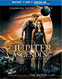 Jupiter Ascending (Bilingual) [Blu-ray + DVD + Digital Copy]