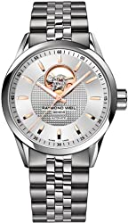 Raymond Weil Freelancer Skeletal Dial Automatic Male Watch 2710-ST5-65021