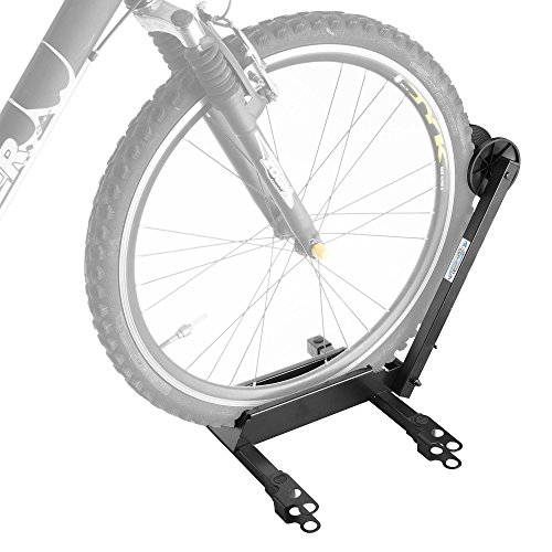RAD Cycle Products EZConnect Bicycle Storage Floor Stand Foldable Bike Rack (Tire Rim Paint compare prices)