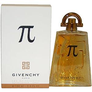 Pi by Givenchy for Men Eau De Toilette Spray, 3.4 Ounce