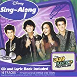 Disney Singalong - Camp Rock 2: The Final Jam Various Artists