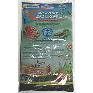 Carib Sea ACS20821 Instant Aquarium Tahitian Moon Sand, 20-Pound,  Pack of 2